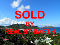 St Barthelemy apartment for sale
