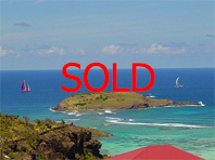 St Barths villa Salamandres for sale